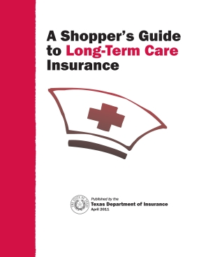 TX Shoppers Guide to Long-Term Care Insurance PIX