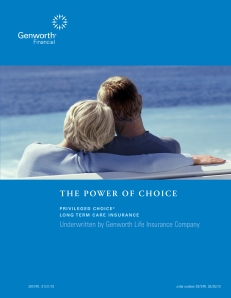 Genworth Privileged Choice Policy for Florida